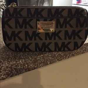 Michael Kors MK makeup bag